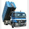 ABROL container lorry